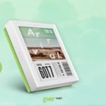 อัลบั้ม #GOT7 - Album [FLIGHT LOG : ARRIVAL](Ever ver.) : ปกสีเขียว