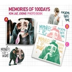 [Photobook] JYJ : Kim Jae Joong - 2016 Photo Book MEMORIES OF 100 DAYS Limited Edition