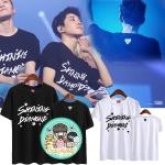 เสื้อยืด (T-Shirt) Shining Diamond แบบ Seventeen17