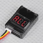 Cell Checker 2-8S with Low Voltage Alarm
