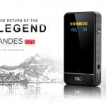 ขาย FiiO E07K ANDES แอมป์พกพา พร้อม USB DAC รองรับ 96k/24bit รุ่นใหม่ปรับปรุงล่าสุดจาก FiiO