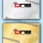 ตัวอย่างบัตรที่เคยทำ บัตรเมทัลลิค