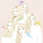 Pre]Red velvet 1st Mini album - Ice cream cake