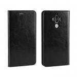 Leather Flip Case For Huawei Mate9 เคสแบบฝาพับ ทำจากหนังแท้ผสมหนังสังเคราะห์อย่างดี สำหรับ HuaweiMate9