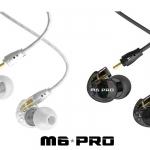 หูฟัง MEElectronics (Mee Audio) M6 PRO สุดยอดหูฟัง Inear Monitor ราคาประหยัด ถอดสายได้
