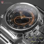 นาฬิกาข้อมือชายแฟชั่น Shank Sport watch SH150