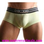 HOM Men Underwear Sport Boxer Trunk (Green)