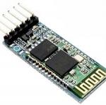 HC-05 Wireless Bluetooth Transceiver Module RS232 / TTL