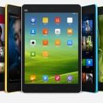 Xiaomi Mipad แทปเล็ตหน้าจอ 7.9 นิ้วสเปคแรง