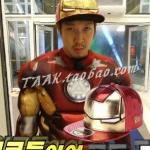 หมวก runningman (IRON MAN 3)