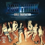 Girls' Generation - Album Vol.5 [You Think] + Poster