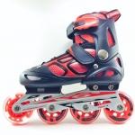 รองเท้าสเก็ต rollerblade รุ่น MZR สีแดง-ดำ ไซส์ S, M และ L