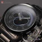 นาฬิกาข้อมือชายแฟชั่น Shank Sport watch SH140
