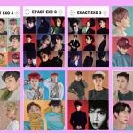 โปสเตอร์เซต 8 แผ่น EXO EX'ACT