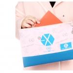 กระเป๋าซิป EXO