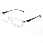 กรอบแว่นตา Porsche P9110 กรอบเงิน 56-16-145