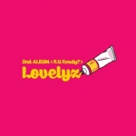อัลบั้ม [#LOVELYZ] - 2nd ALBUM [R U READY?]
