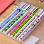 Pastel Color Pen - Cutie Pattern