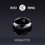 EXO - OFFICIAL RING (HEMATITE)