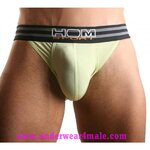 HOM Men Underwear Sport Tanga (Green)