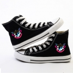 รองเท้าผ้าใบ SHINee LOGO 2014 (สีดำ)