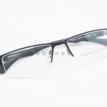 กรอบแว่นตา PORSCHE P9124 กรอบดำ 54-17-140