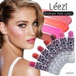 Leezi Breathable Matte Lipstick macfee no.5171 ลิปเนื้อแมท ติดทนนาน