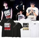 เสื้อแฟชั่นนักร้องเกาหลี เสื้อยืด Bigbang (ระบุไซส์ สี)