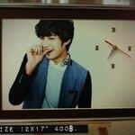 กรอบรูปนาฬิกา รูป Lee Min Ho