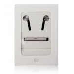 Original Xiaomi Hybrid Piston V4 Earphones In-Ear (Black)