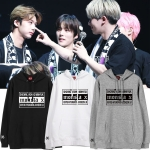 เสื้อฮู้ด (Hoodie) MONSTA X Japan Showcase