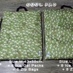 Cool Pad + Ice Gel Pack + Zip Bag