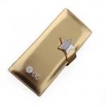 กระเป๋าสตางค์ EXO สีทอง