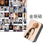 ชุดรูปพร้อมกล่องเหล็ก LOMO EXO - For Life Xiumin