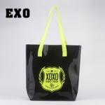 กระเป๋า EXO XOXO LOGO สีดำ