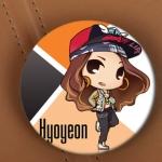 เข็มกลัด Hyoyeon - I Got a Boy