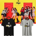 เสื้อยืด (T-Shirt) TWICE - Knock Knock