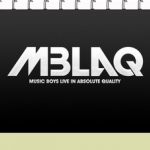 ปฏิทิน 2013 MBLAQ