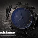 นาฬิกาข้อมือชายแฟชั่น Shank Sport watch SH262