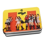 ชุดรูป #TWICEcoaster: LANE 2 พร้อมกล่องเหล็ก