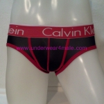 Calvin Klein Men Underwear Sport Brief (Black)