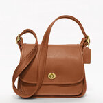 Preorder COACH CLASSIC RAMBLERS LEGACY FLAP IN LEATHER STYLE NO. 9061