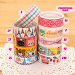 Cartoon Decorative Tape 5