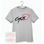 เสื้อยืด GOT7 Vol.2 สีเทา
