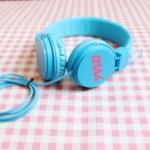 หูฟัง B1A4 (สีฟ้า)