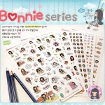Bonnie Series Sticker