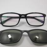 แว่นตากรองแสงคอมพิวเตอร์+คลิปออนแม่เหล็กเลนส์กันแดด 06