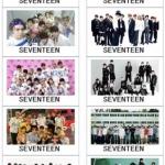 Seventeen - บัตรโปร่งใส