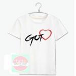เสื้อยืด GOT7 Vol.2 สีขาว