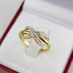 แหวน 9K Infinity Tiffany & Co